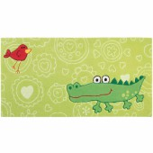 Tapis Happy Zoo Crocodile (70 x 140 cm) - Sigikid Tapis