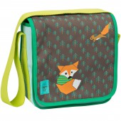 Mini sac mallette Little tree renard - L�ssig