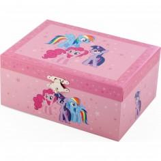 Bo�te � bijoux musicale My Little Pony Rainbow Dash - Trousselier