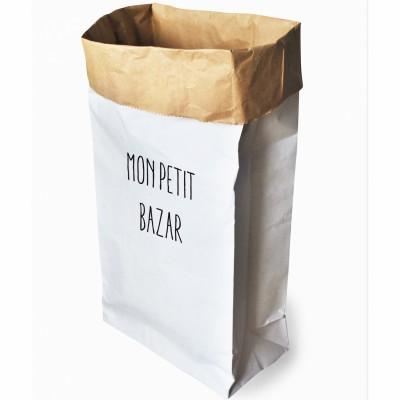 Sac en papier bazar