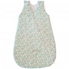 Gigoteuse chaude sans manches Balloon Turquoise (70 cm) - Trixie Baby