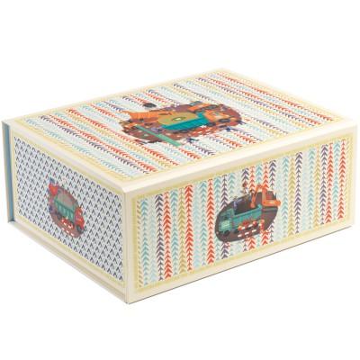 Boîte de rangement chantier téo (32 x 25 cm)