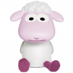 Veilleuse nomade Fin le mouton rose - ZAZU