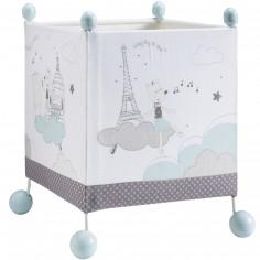 Lampe cube � poser Lulu Cheri - Sauthon Baby D�co