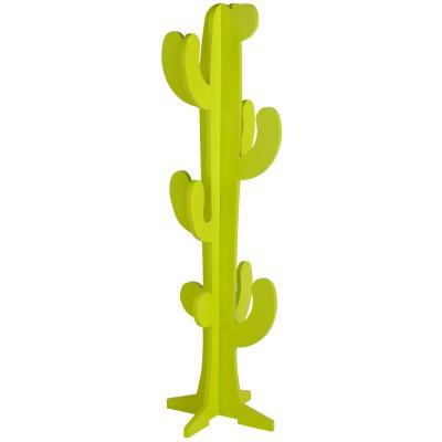 Arbre porte manteau cactus vert anis domiva - Cactus porte manteau ...