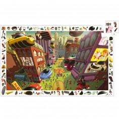 Puzzle Ville du futur (200 pi�ces) - Djeco