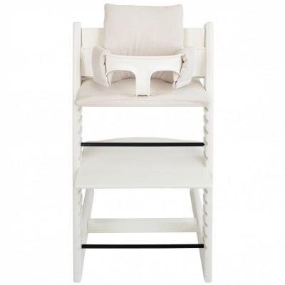 Assise sirène beige pour chaise haute stokke tripp trapp