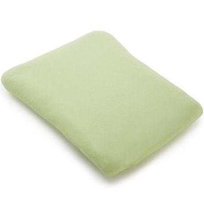 Housse de matelas à langer vert clair (50 x 75 cm)