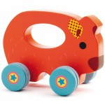 Jouet � rouler Gaston par Djeco