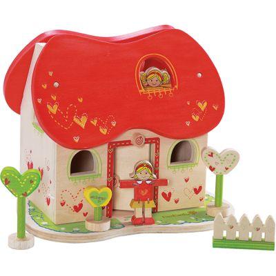 Maison de poupée Jardin enchanté