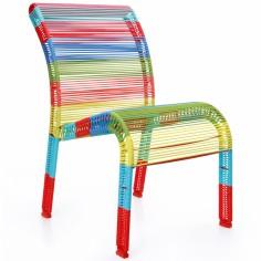 Chaise pour enfant - Scratch