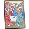Petite icône  de la Sainte Trinité (10 x 14 cm) - Mondo Religioso