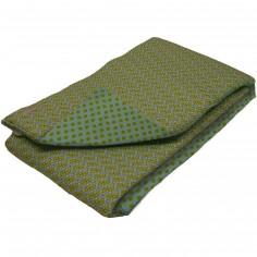 Tour de lit Robotic vert � pois (pour lits 60 x 120 et 70 x 140 cm)  - Moepa
