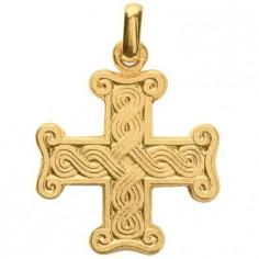 Croix Byzantine (or jaune 750�) - La Monnaie de Paris
