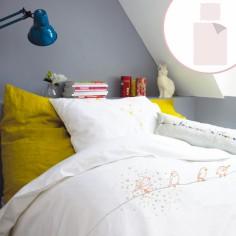 Parures lit bb parures pour lit bb 60 x 120 cm ou 70 x 140 cm - Housse de couette 100 x 120 ...