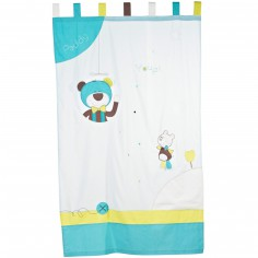 rideau paddy 105 x 180 cm sauthon baby dco - Rideaux Chambre Bebe