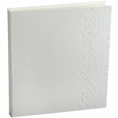 Album photos C�lia blanc (60 pages) - Panodia