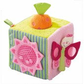 Cube d'activit�s Mini Jardin - Haba