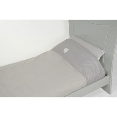 housse de couette taie d 39 oreiller the original candide. Black Bedroom Furniture Sets. Home Design Ideas