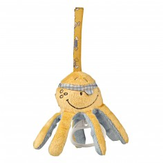 Doudou Calypso mini musical (15 cm) - Noukie's
