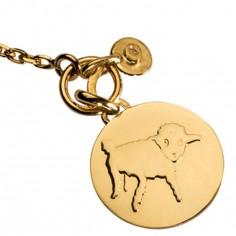 Bracelet Petit Prince Dessine-moi un mouton (or jaune 750� et diamant) - La Monnaie de Paris