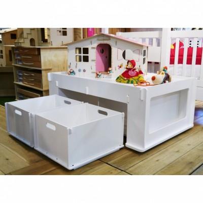 coffre a jouet centrakor choix de l 39 ing nierie sanitaire. Black Bedroom Furniture Sets. Home Design Ideas