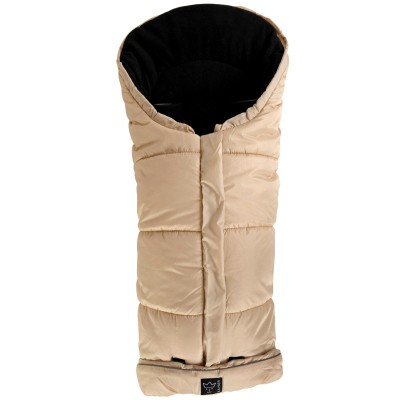 Chancelière polaire iglu thermo fleece beige (105 cm)