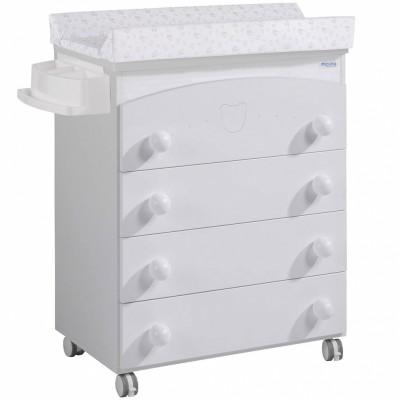 commode langer avec baignoire valeria blanche micuna. Black Bedroom Furniture Sets. Home Design Ideas
