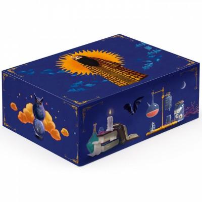 Boîte de rangement magique hippolyte magicien (32 x 25 cm)