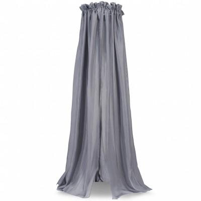 Ciel de lit gris anthracite jollein berceau magique - Ciel de lit gris ...