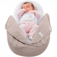 Couverture l�g�re Cocoonacover beige - Red Castle