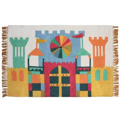 tapis gar on en laine chevalier 110 x 170 cm idaho. Black Bedroom Furniture Sets. Home Design Ideas