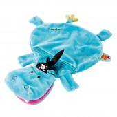 Doudou marionnette hippopotame Arnold - Lilliputiens