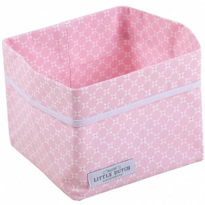 Panier de rangement sweet pink (petit modèle)