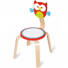 Chaise Lou le Hibou - Scratch