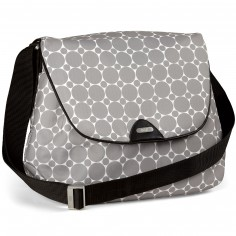 Sac � langer bandouli�re Riley gris - Mamas and Papas