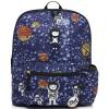 Sac � dos enfant Spaceman bleu marine - Zip & Zo�