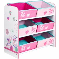 bibliothque pour enfant compartiment kidkraft. Black Bedroom Furniture Sets. Home Design Ideas