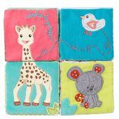 Cubes d'éveil Sophie la girafe  - Sophie la Girafe