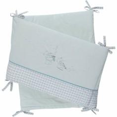Tour de lit Louis et Scott (pour lits 60 x 120 cm et 70 x 140 cm) - Noukie's