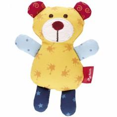 Doudou hochet ours - Sigikid
