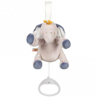 Petite peluche musicale à suspendre Bao (15 cm)