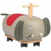 Eléphant à roue multi-directionnelles Les Popipop - Moulin Roty