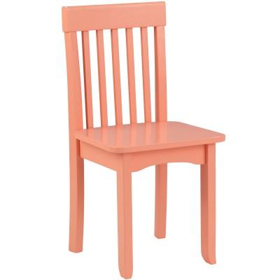 Chaise pour enfant avalon corail