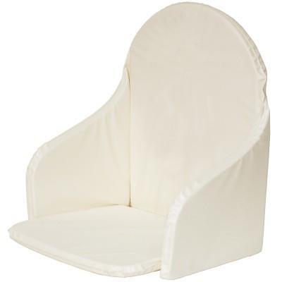 Coussin de chaise écru (28 x 38 cm)