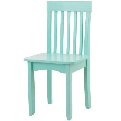 Chaise pour enfant avalon turquoise