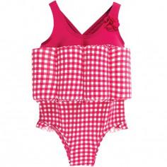 maillot de bain boue pour fille vichy 5 ans archimde. Black Bedroom Furniture Sets. Home Design Ideas