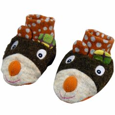 Chaussons Woodours (0-6 mois) - Ebulobo