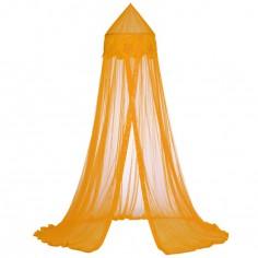 Ciel de lit Fleurs orange - Taftan
