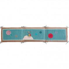 Tour de lit Les jolis pas beaux (pour lit 60 x 120 cm) - Moulin Roty